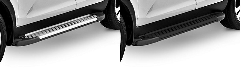 SUV and CUV Running Boards RAL Series