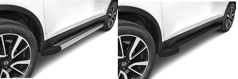 SUV and CUV Running Boards RB2 Series