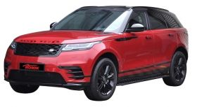 Land Rover Velar SUV Running Boards Romik® RZR Side Steps (2018-Present)