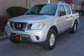 Nissan Frontier Crew Cab Running Boards Romik® RAL-TB Side Steps (2005 - Present)