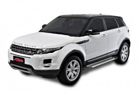 Land Rover Evoque SUV Running Boards Romik® RAL-S Side Steps (2012-Present)