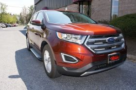 Ford Edge SUV Running Boards Romik® RAL-S Side Steps (2015-Present)