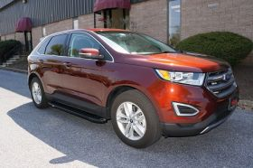 Ford Edge SUV Running Boards Romik® RAL-B Side Steps (2015-Present)