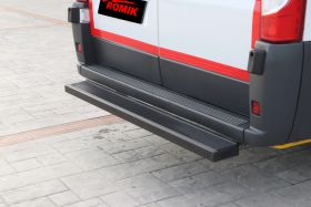 Dodge ProMaster ROB-C Rear Step (2014-Present)