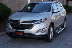 Chevrolet Equinox SUV Running Boards Romik® RB2-S Side Steps (2018-Present)