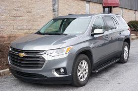 Chevrolet Traverse SUV Running Boards Romik® REC-B Side Steps (2018-Present)