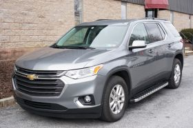 Chevrolet Traverse SUV Running Boards Romik® REC-P Side Steps (2018-Present)