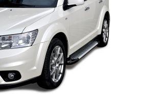 Dodge Journey SUV Running Boards Romik® RAL-S Side Steps (2009-Present)