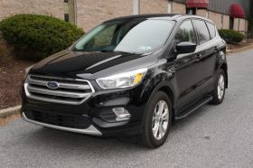Ford Escape SUV Running Boards Romik® RAL-B Side Steps (2013-2019)