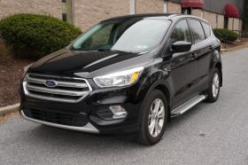 Ford Escape SUV Running Boards Romik® RAL-S Side Steps (2013-2019)