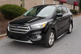 Ford Escape SUV Running Boards Romik® RZR Side Steps (2013-2019)