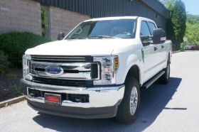 Ford Super Duty Super Crew Cab Running Boards Romik® ROF-T Side Steps (2017 - Present)