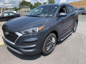 Hyundai Tucson SUV Running Boards Romik® REC-P Side Steps (2016 - Present)