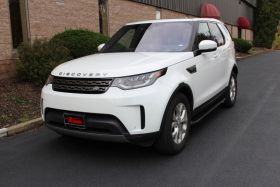 Land Rover Discovery SUV Running Boards Romik® RAL-B Side Steps (2017-Present)