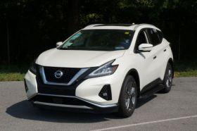 Nissan Murano SUV Running Boards Romik® RAL-B Side Steps (2015-Present)