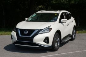 Nissan Murano SUV Running Boards Romik® RAL-S Side Steps (2015-Present)