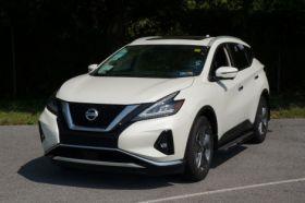 Nissan Murano SUV Running Boards Romik® RZR Side Steps (2015-Present)