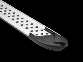 Kia Telluride SUV Running Boards Romik® RAL-S Side Steps (2020-Present)