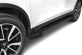 Toyota Tacoma Access Cab Running Boards Romik® RB2-TB Side Steps (2005 - Present)