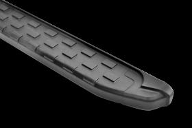 Hyundai Santa Fe SUV Running Boards Romik® REC-B Side Steps ( 2019-2020 )