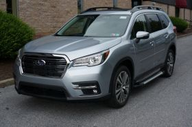 Subaru Ascent SUV Running Boards Romik® RAL-S Side Steps (2019-Present)
