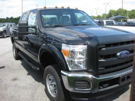 Ford Super Duty Super Crew Cab Running Boards Romik® RAL-TB Side Steps (199-2016)